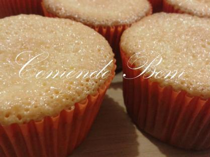 Cupcake de Bom-Bocado