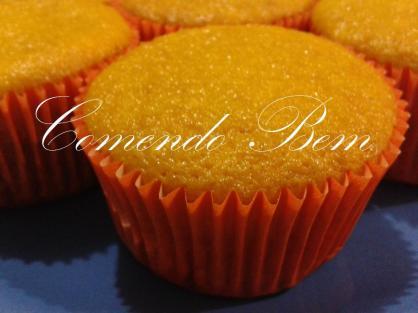 Cupcake de Cenoura Blog