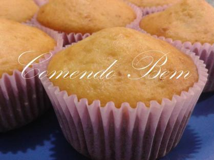 Muffin de Frutas Cristalizadas