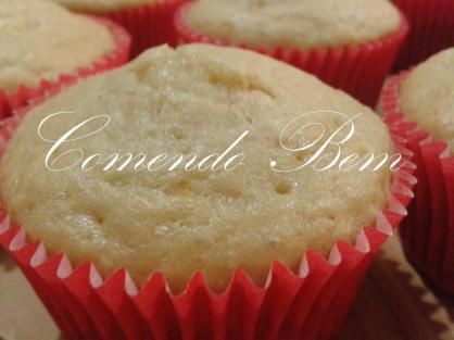 Muffin de Mel Blog