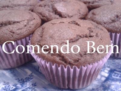 Cupcake de iogurte e chocolate_blog