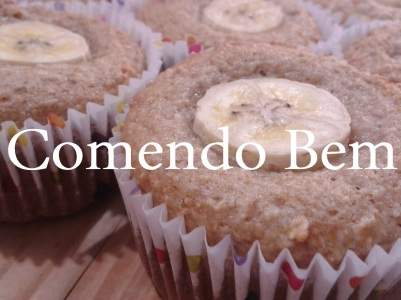 Muffin de Banana e Aveia_blog
