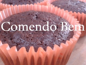 muffin light de cacau